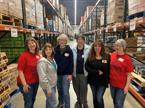 Volunteer Spotlight March 2020 - 2